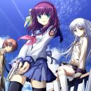 Immagine: Angel Beats! Al primo posto tra gli anime più apprezzati nella primavera 2010