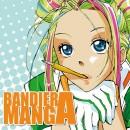 Immagine: concorso Bandiera Manga e la relativa pubblicazione 2010